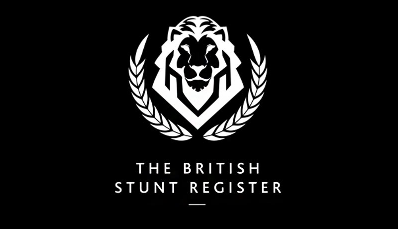 FORMER JISC STUNT REGISTER REFORMED AS THE BRITISH STUNT REGISTER